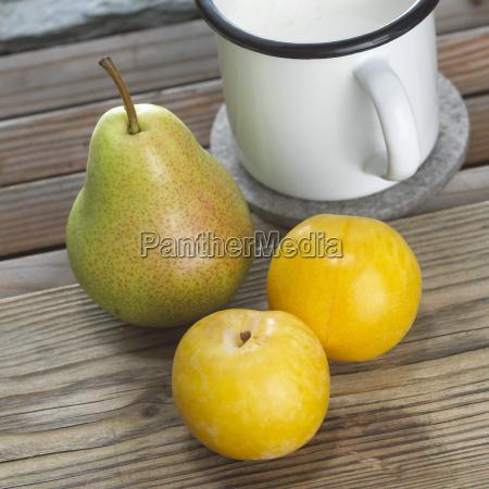 bere legno maturo freschezza frutta latte