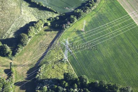 agricoltura campo europa potenza elettricita energia