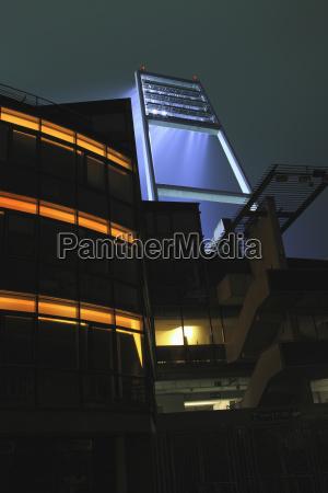 germany bremen weser stadion at night