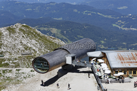 germany bavaria mittenwald nature information center