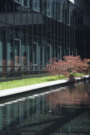 germany baden wuerttemberg stuttgart office building
