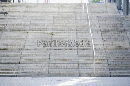 germany baden wuerttemberg stuttgart stone steps