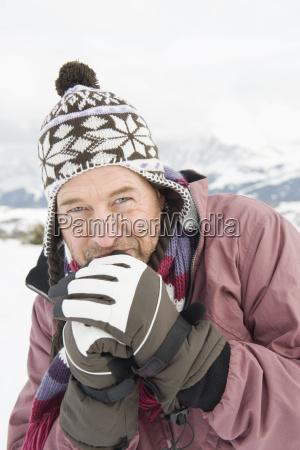 tempo libero vacanza vacanze inverno cappello