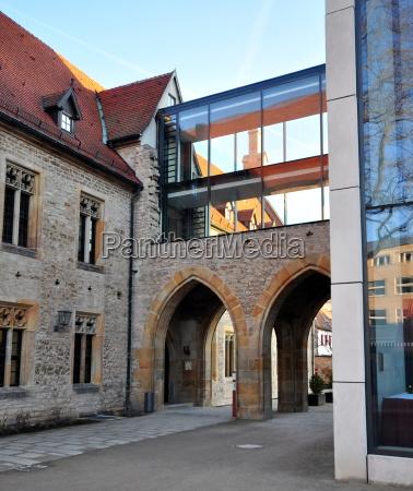 germania monastero convento riforma gotico