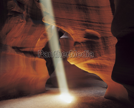 grotta luce del sole profondo profondita