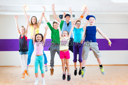 insegnante di danza che da i