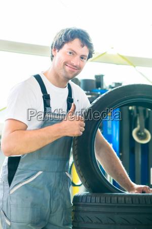 pneumatico per cambio meccanico automatico in