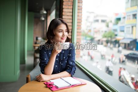 donna caffe persone popolare uomo umano