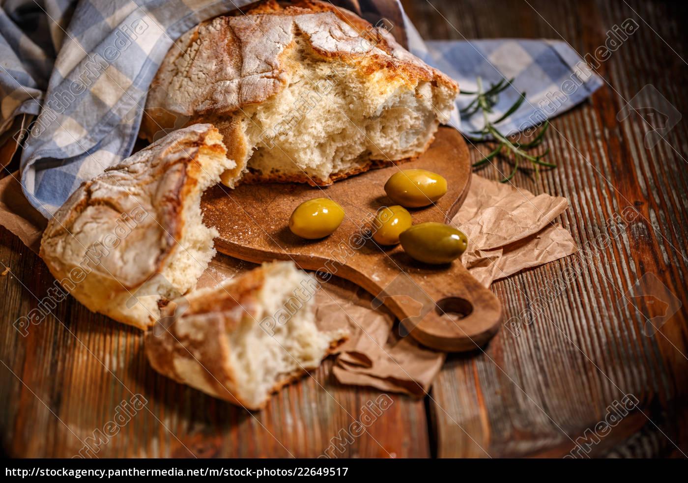 pane, bianco, tradizionale - 22649517