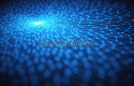 scienza networking cellula connsessione annessione tecnologia