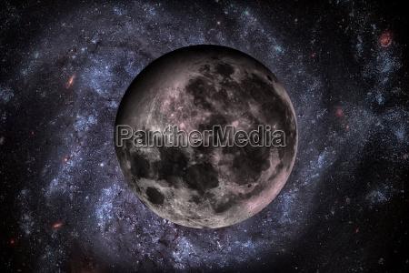 blu dettaglio rilasciato spazio universo scienza