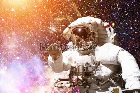 spazio scienza astratto via lattea galassia