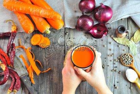 sale salute spezia verdura dieta succo