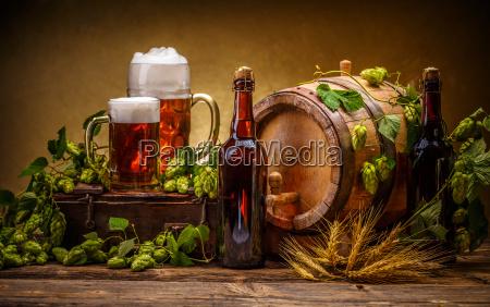 todavia la vida con la cerveza