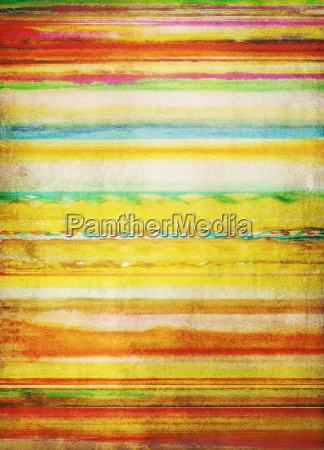 watercolor stripes pattern colorful old