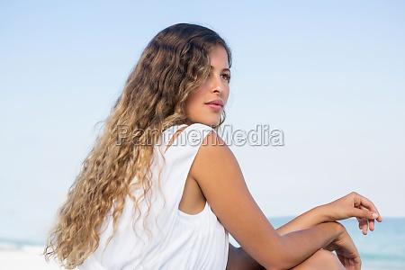 donna bello bella tempo libero stile