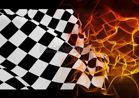 grafico nero riparazione illustrazione metallo calore