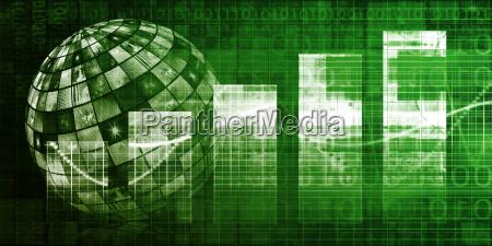 tecnologia di rete digitale
