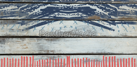 blu colore grafico legno illustrazione beige