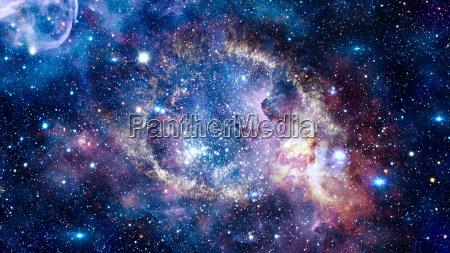 blu spazio universo cosmo scienza notte