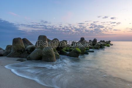 germania frisia settentrionale sylt hoernum spiaggia