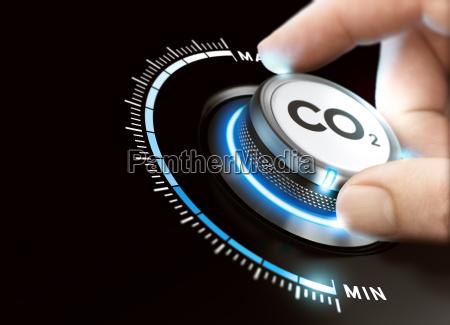 reduzca la huella de dioxida de