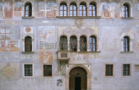 dettaglio arte primo piano pittura facciata