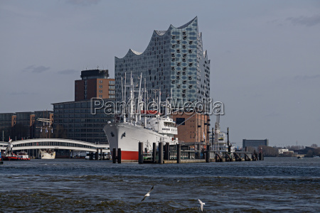 elbphilharmonie amburgo germania