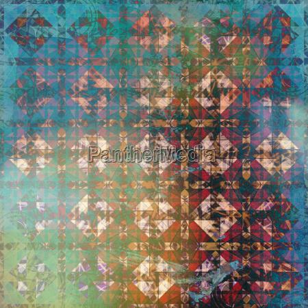 arabesque pattern texture concept