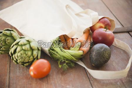 orizzontale frutta negozio comperare verdura carota