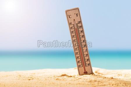 riva del mare spiaggia estate riscaldamento