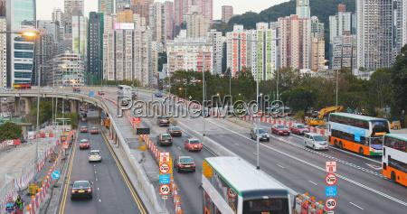 causeway bay hong kong 14 january