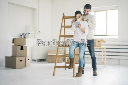 coppie di risata alla scala in