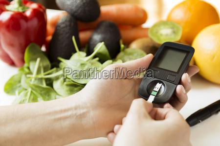 cibo zucchero frutta dieta diabetico diabete