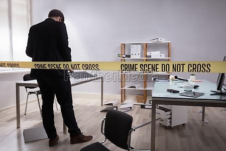 ufficio crimine rapina furto reato prova
