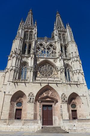 cattedrale di burgos castilla y leon
