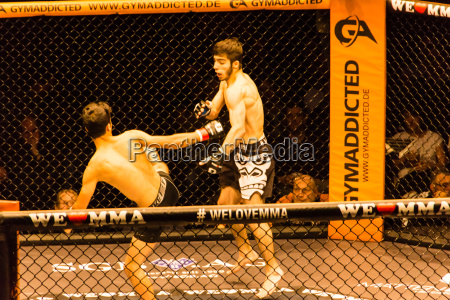 impressioni di we love mma 34amburgogermania