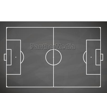 strategia lavagna pannello sport dello sport