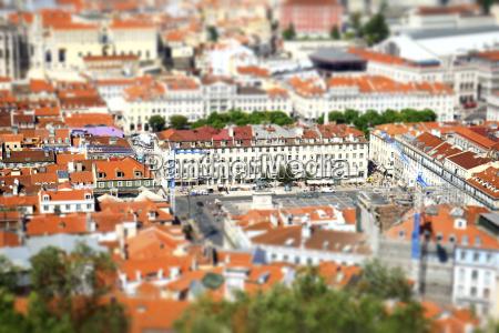 case citta vita cittadina allaperto portogallo