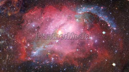spazio universo cosmo via lattea galassia