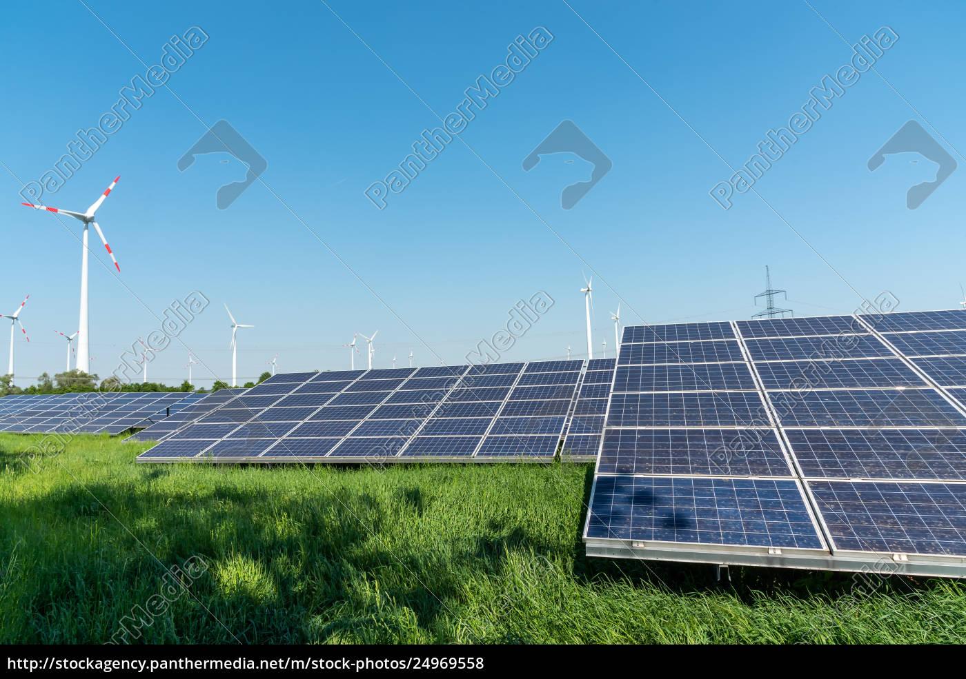 produzione, di, energia, rinnovabile, e, linee - 24969558
