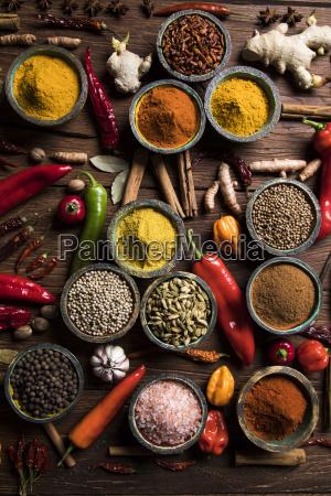 cibo pepe foglia spezia cultura colore
