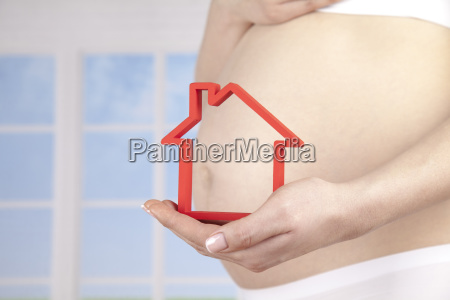 pregnant, new, home - 25134944