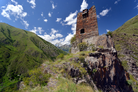 torre storico rurale collina giro turistico