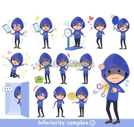 hacker blue parker mencomplex