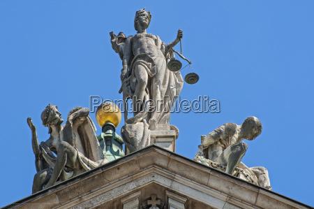 europa germania corporatura facciata spopolato timpano