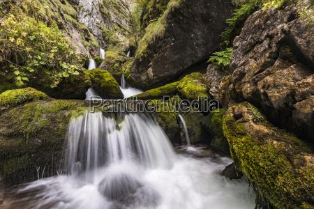 parco nazionale austria sovraesposizione europa torrente