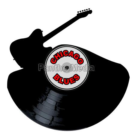 musica lungo disco vinile record giocatore