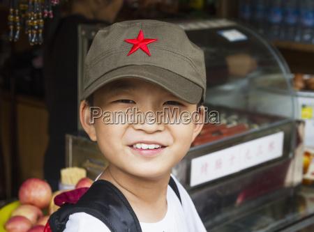 ragazzomonte huangshananhuicina