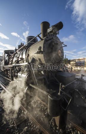 la locomotiva a vapore di baldwin
